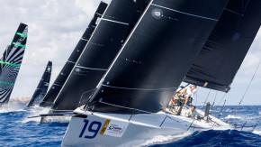2017 - Menorca 52 SUPER SERIES Sailing Week