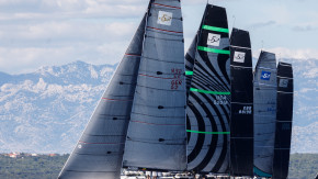 2018 – 52 SUPER SERIES Zadar Royal Cup