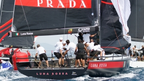 2018 – Sibenik 52 SUPER SERIES Sailing Week