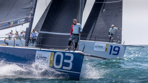 2019 – Cascais 52 SUPER SERIES Sailing Week