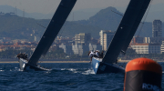 Audi Azzurra Sailing Team and Rán