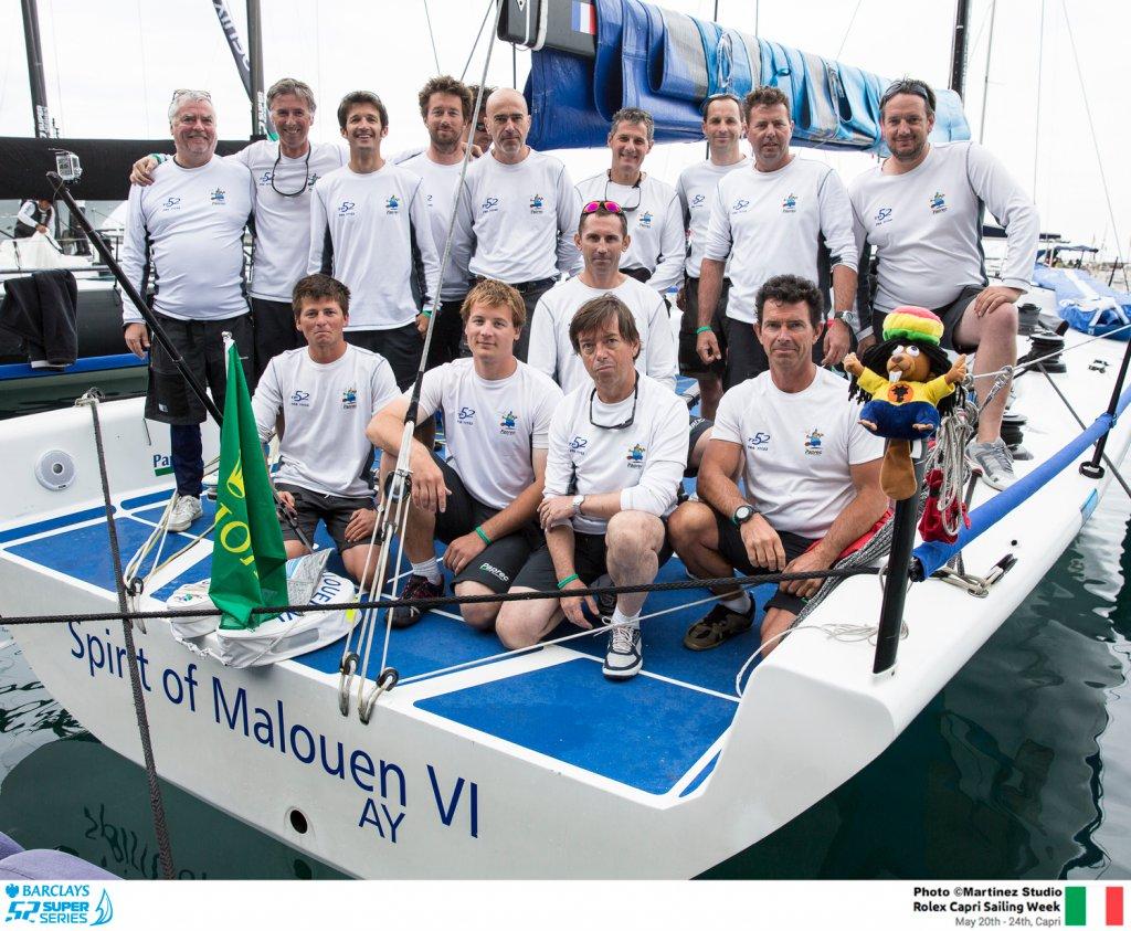 Paprec's 2014 team