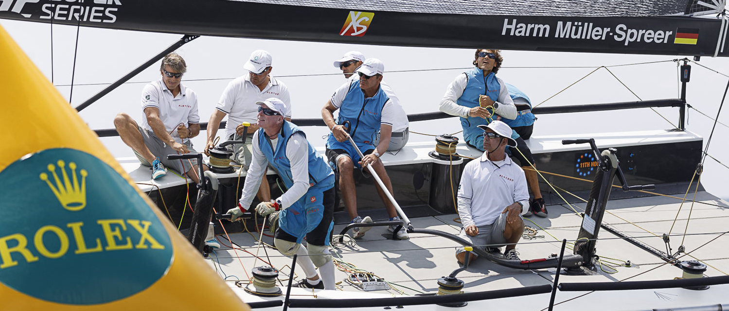 Consistent Platoon Have Rolex Tp52 World Title Within Reach 52 Bowline Quotthe Boater39s King Of Knotsquot Super Series Pure Performance