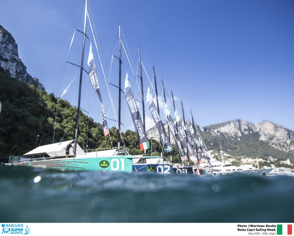 52's fleet in capri 2014