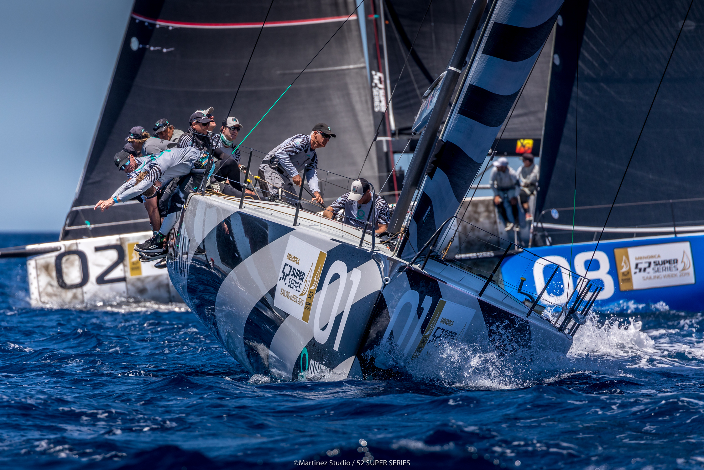 Quantum Racing › 52 SUPER SERIES - Pure Performance
