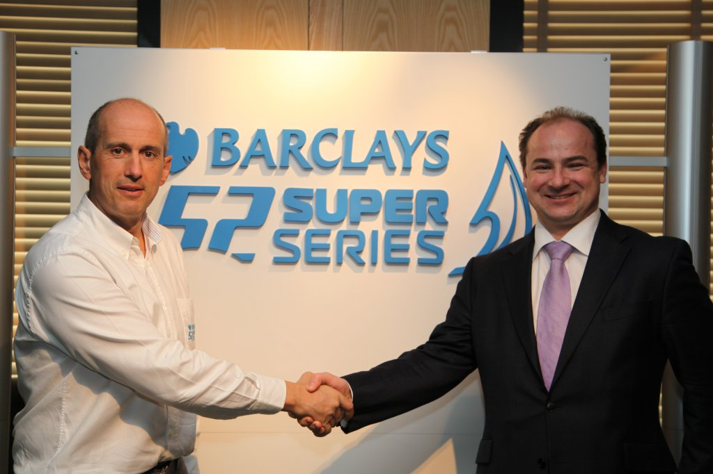 Barclays becomes naming rights partner