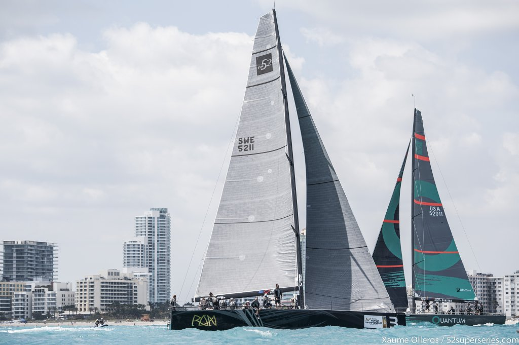 World Championship of 52 Super Series, Miami - Day Four